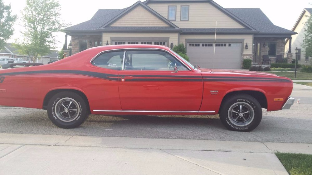 P L on Plymouth Duster Wiring Harness