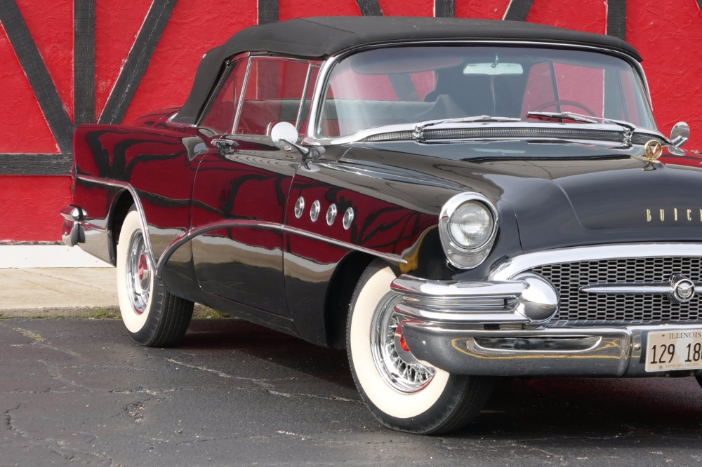 Used 1955 Buick Roadmaster 76C-Convertible Summer fun driver-Investment Grade- LOWERED PRICE | Mundelein, IL