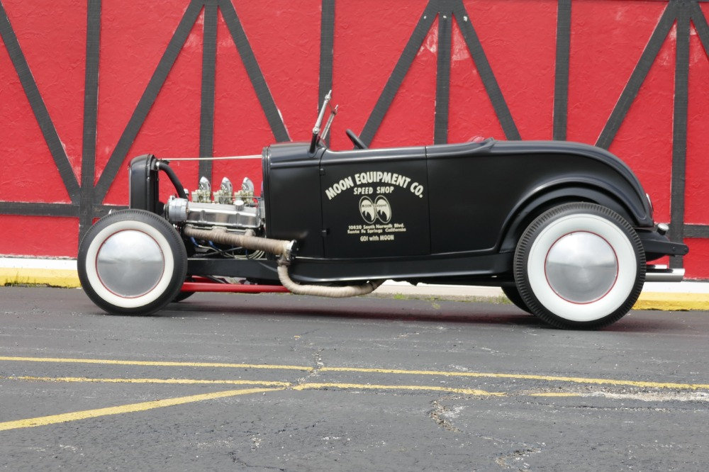 1932 Ford Roadster PRICE DROP-HI BOY-FAMOUS MOONEYES-CALIFORNIA ...