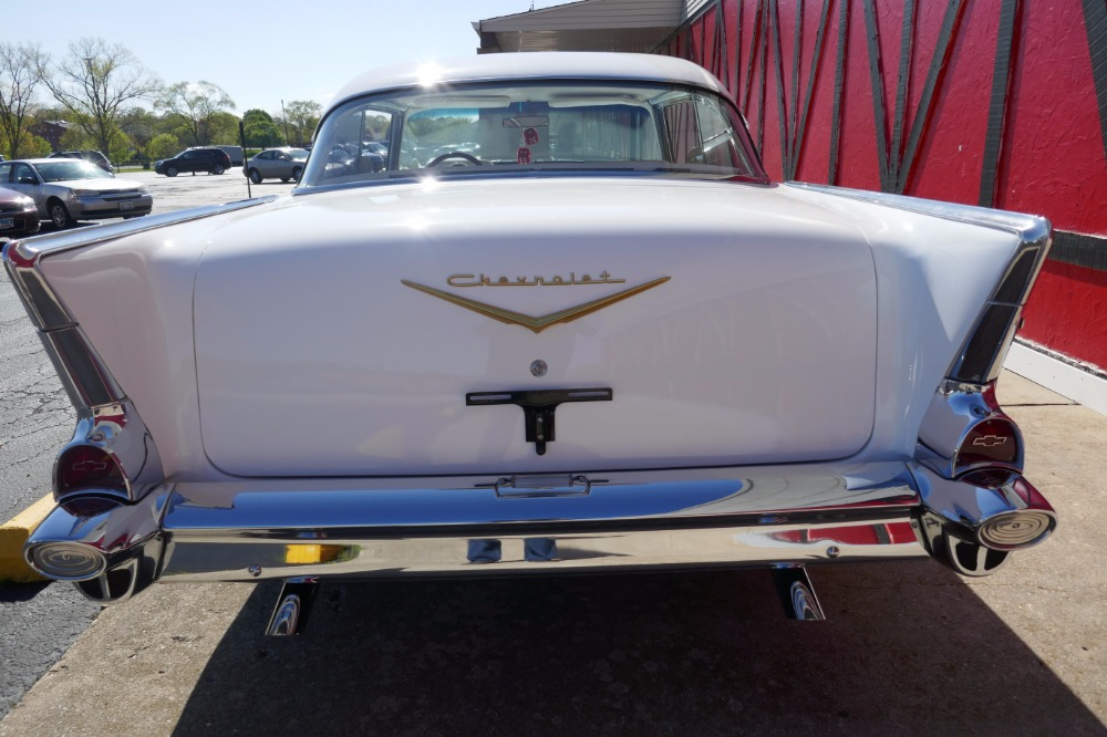 Used 1957 Chevrolet Bel Air -Nice driver quality-383 Stroker with T400-SEE VIDEO | Mundelein, IL
