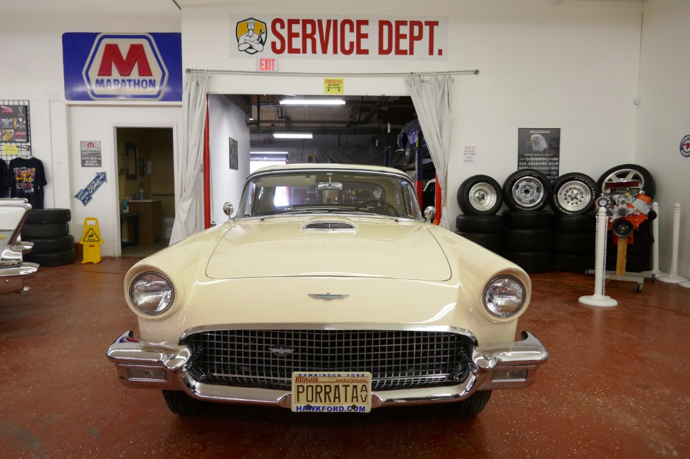 Used 1957 Ford Thunderbird -48K Original Miles -CLASSIC BIRD- REDUCED PRICE-  SEE VIDEO | Mundelein, IL