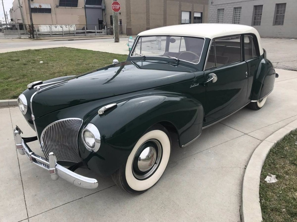 Used 1941 Lincoln Continental -POWERED BY THE ORIGINAL V12 FLATHEAD MOTOR | Mundelein, IL