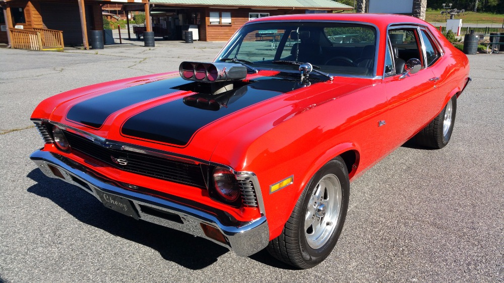 Used 1972 Chevrolet Nova - TORCH RED 383 STROKER- | Mundelein, IL