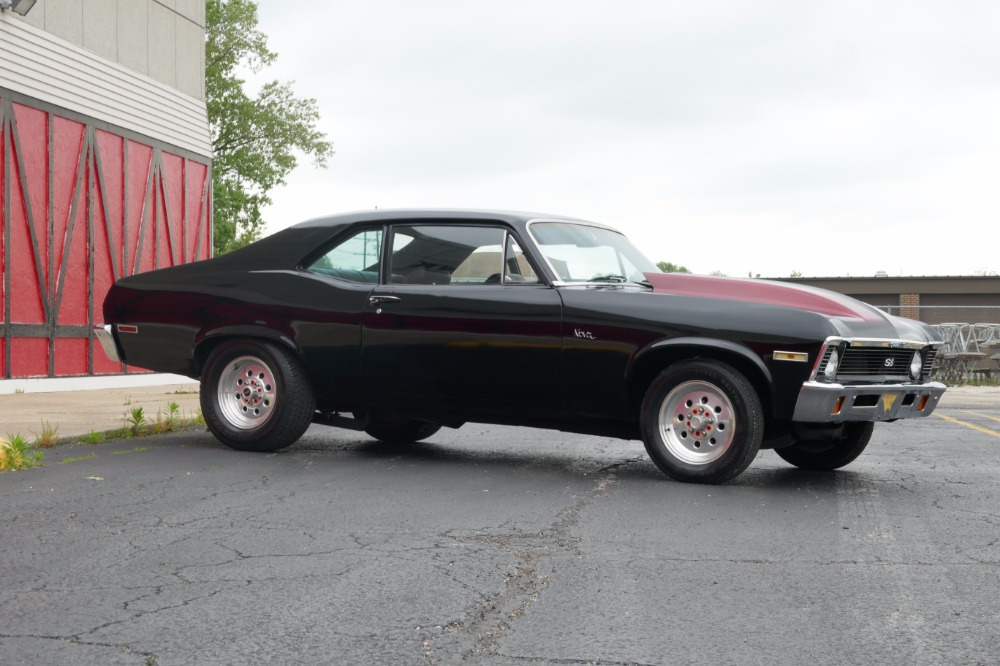 Used 1972 Chevrolet Nova -SS396 BIG BLOCK-AFFORDABLE MUSCLE CAR- | Mundelein, IL