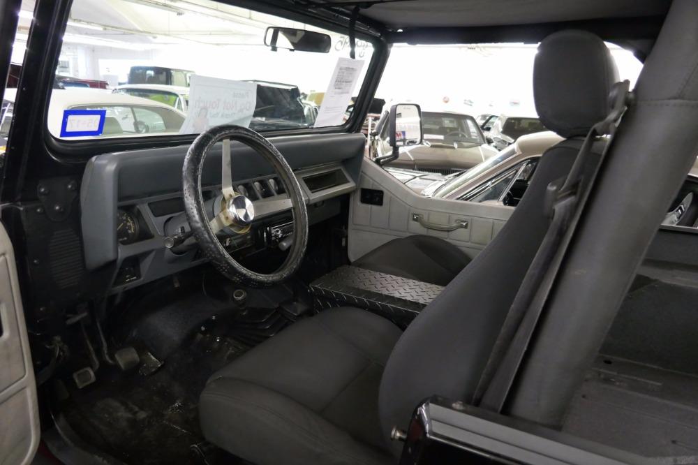 1990 Jeep Wrangler -5 SPEED 4X4-FROM TEXAS-BIKINI TOP
