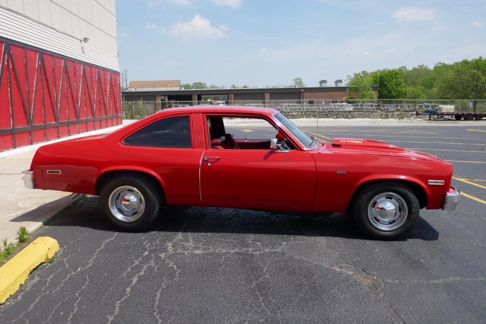 Used 1976 Chevrolet Nova -383 STROKER V8- BLUEPRINTED- LOW MILES ON DRIVETRAIN- SEE VIDEO | Mundelein, IL