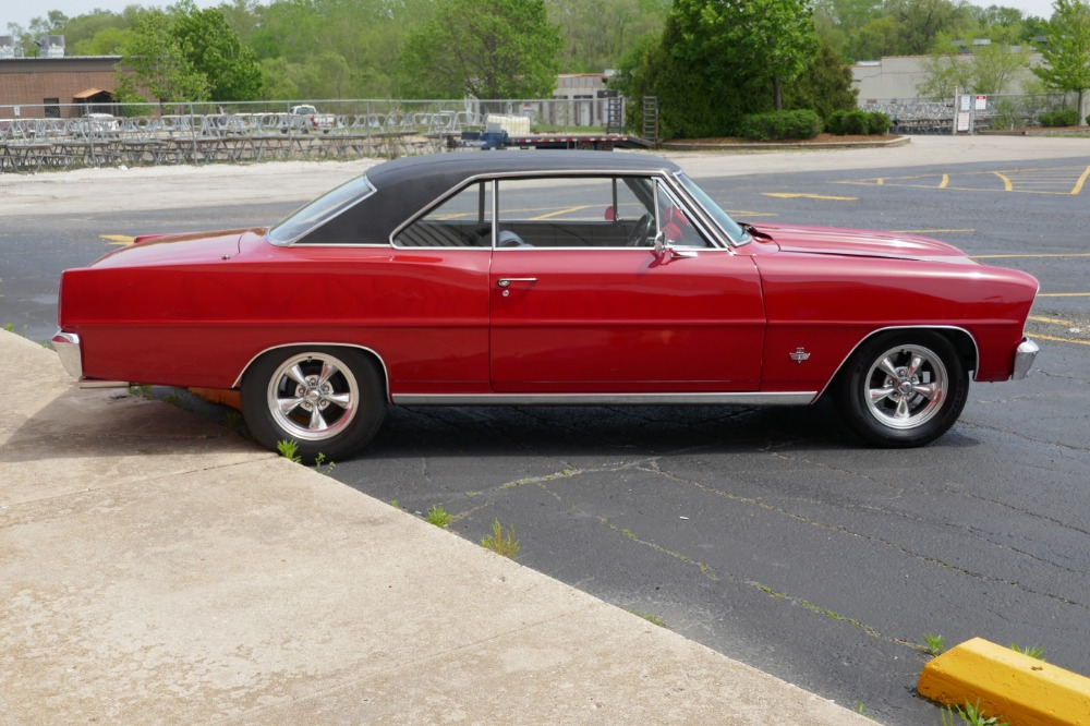 Used 1966 Chevrolet Nova -SOLID AND CLEAN 66- 383 STROKER MOTOR-700R4-SEE VIDEO | Mundelein, IL