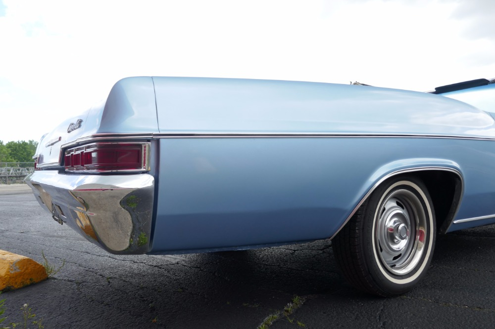 Used 1966 Chevrolet Impala -SUPER CLEAN SOUTHERN CONVERTIBLE-TRUE CLASSIC-2 OWNER CAR-SEE VIDEO- | Mundelein, IL