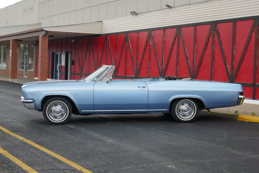 1966 Chevrolet Impala -SUPER CLEAN SOUTHERN CONVERTIBLE-TRUE ...