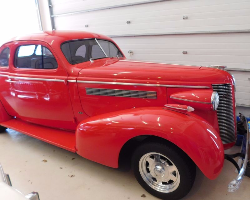 Used 1937 Buick Century -RARE BUICK COUPE- CHECK OUT MY UPDATED INTERIOR- | Mundelein, IL