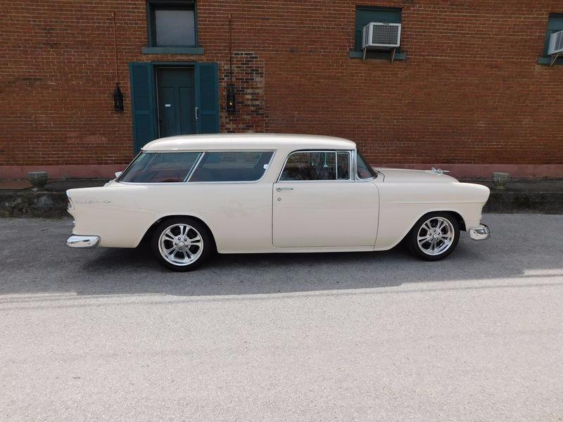 Used 1955 Chevrolet Nomad -BEAUTIFUL FRAME OFF RESTORED WAGON- | Mundelein, IL