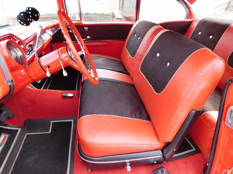 Used 1957 Chevrolet Bel Air -RESTORED CLASSIC- 350/AUTOMATIC-LOW MILES | Mundelein, IL
