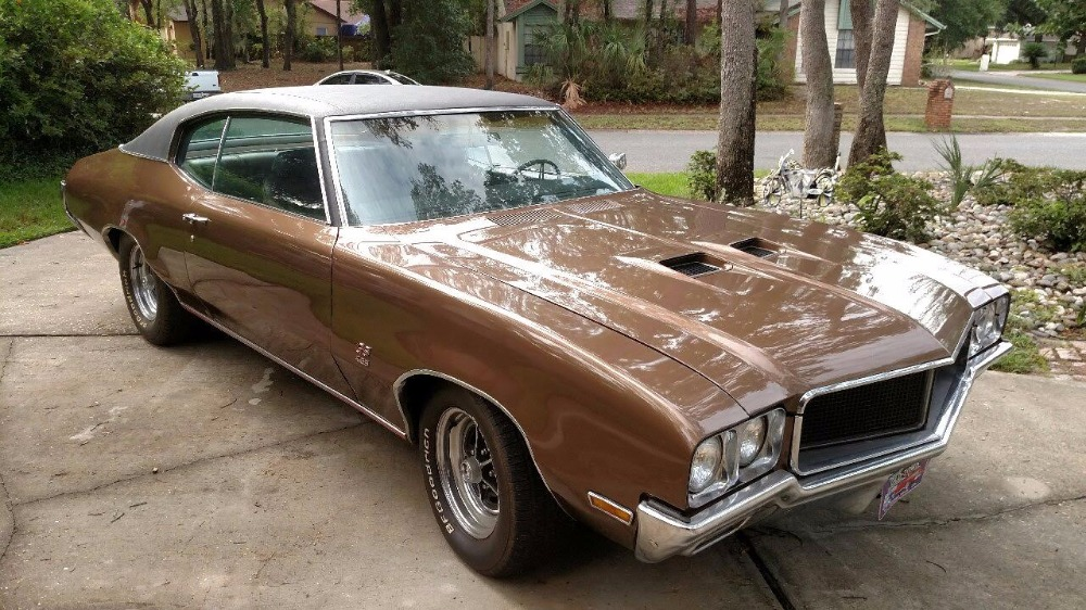 Used 1970 Buick GS -LOW 24420 MILES- 455 V8 WITH 360HP- | Mundelein, IL