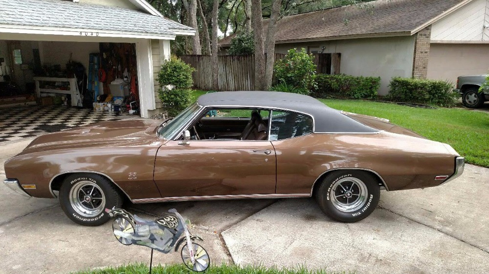 Used 1970 Buick GS -LOW 24420 MILES- 455 V8 WITH 360HP-   Mundelein, IL