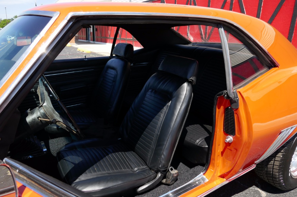 Used 1969 Chevrolet Camaro -4 SPEED-NEW PAINT-SOLID FIRST GENERATION-SEE VIDEO | Mundelein, IL
