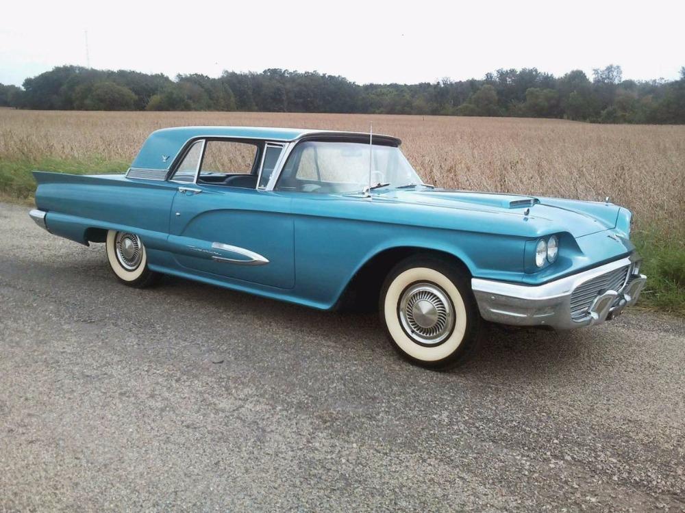 1959 Ford Thunderbird -AFFORDABLE CLASSIC- Stock # 59ILJS ...