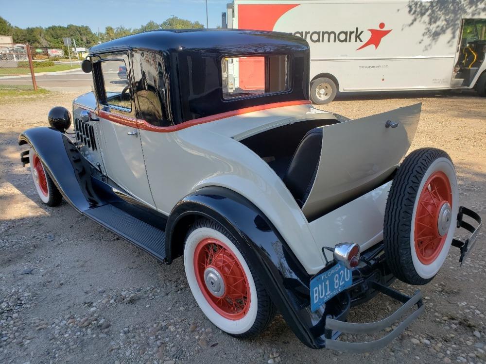Used 1931 Hudson Hot Rod / Street Rod -RARE 3 WINDOW COUPE - | Mundelein, IL