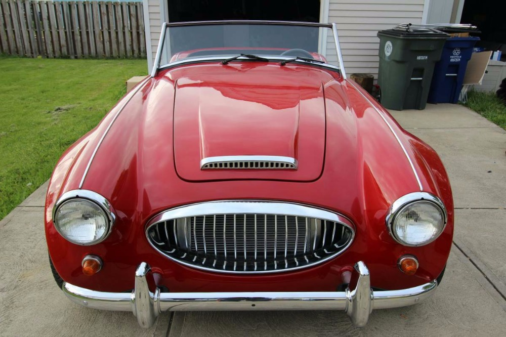 Used 1964 Austin Healey Sebring -3000 MX-CONVERTIBLE BUILT BY CLASSIC ROADSTER | Mundelein, IL