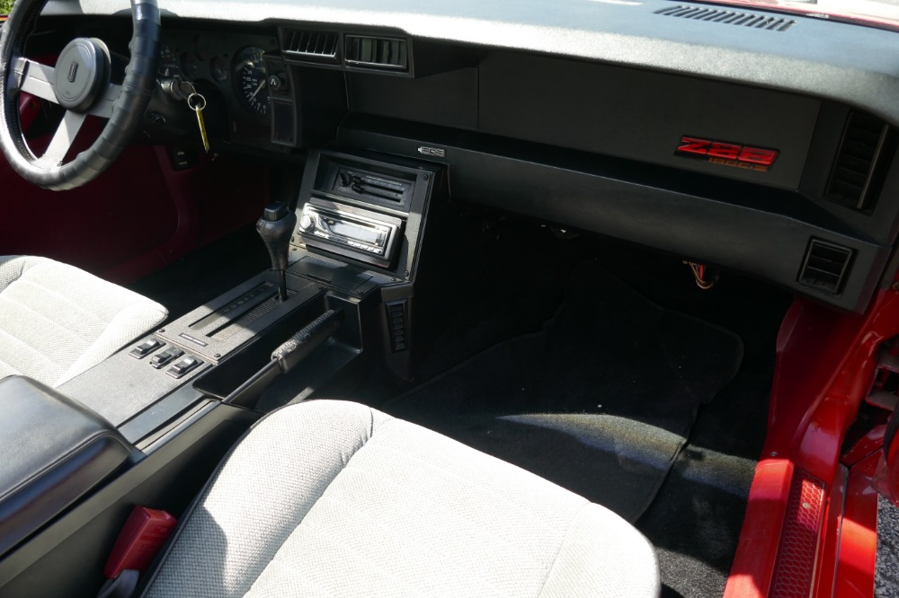 Used 1988 Chevrolet Camaro -PRICED TO SELL-IROC Z/28 MINT CONVERTIBLE-SEE VIDEO | Mundelein, IL
