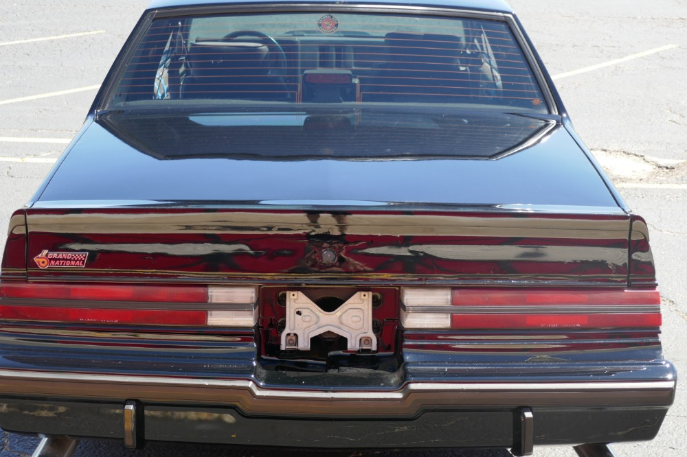 Used 1987 Buick Grand National -AFFORDABLE ONE OWNER WITH T TOPS-SEE VIDEO | Mundelein, IL