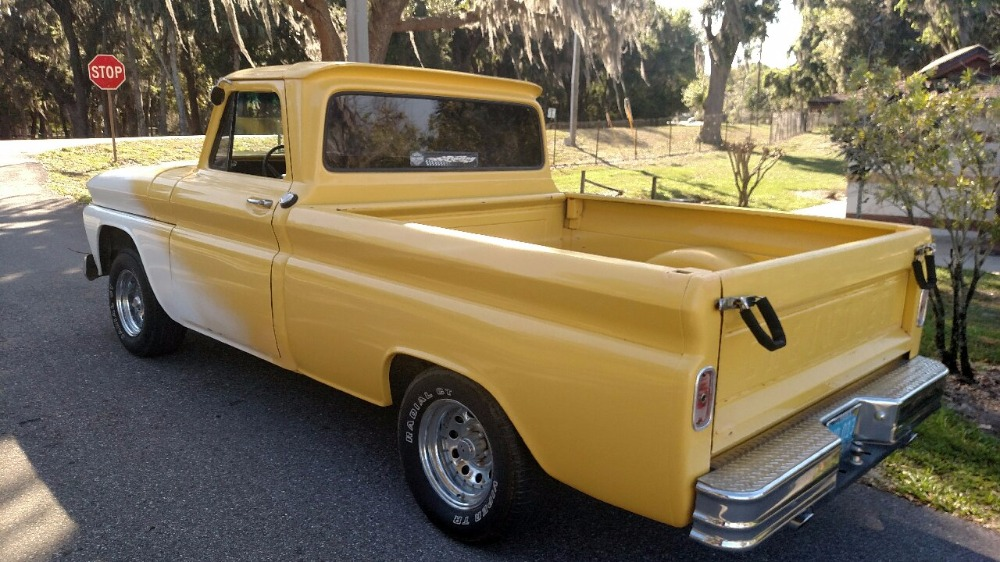 Used 1965 Chevrolet C10 -AFFORDABLE FUN-CLASSIC TRUCK- | Mundelein, IL