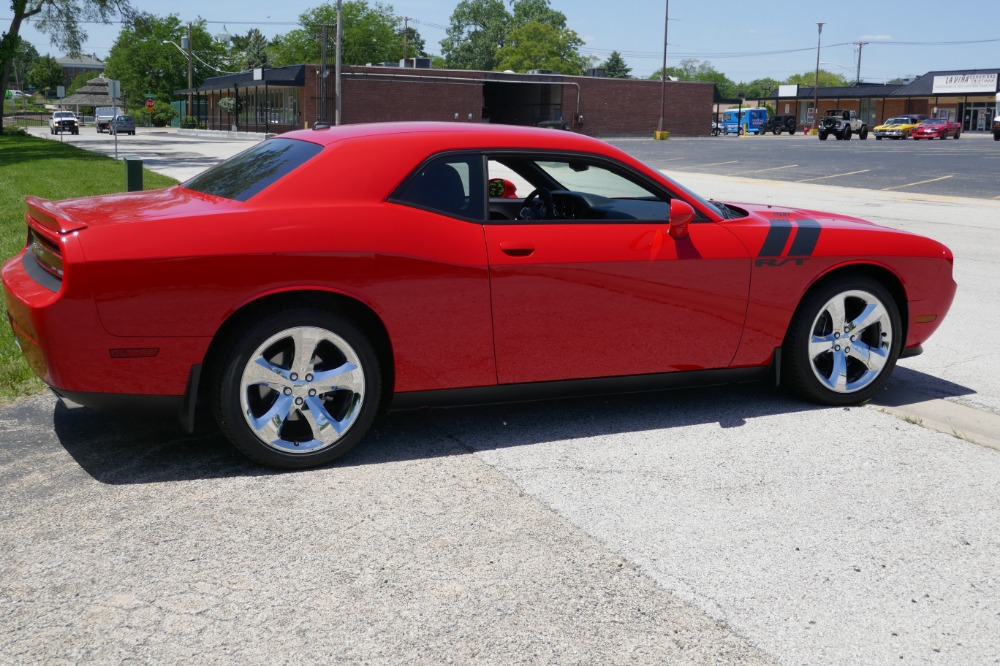 Used 2013 Dodge Challenger -R/T 5.7 HEMI-ONLY 500 MILES-LIKE NEW-ONE OWNER-SEE VIDEO | Mundelein, IL