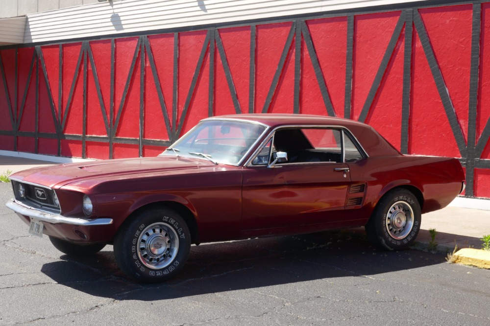 1967 Ford Mustang -GREAT RUNNING/DRIVING PROJECT CAR- Stock ...