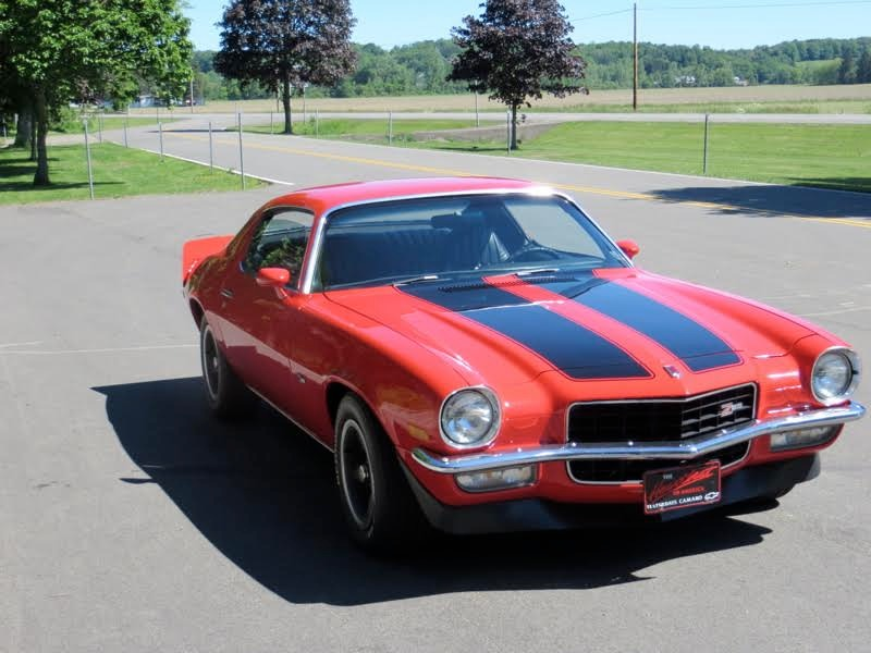 Used 1973 Chevrolet Camaro -Z28-NUMBERS MATCHING 350 4SPEED- SPECIAL PAINT CODE | Mundelein, IL