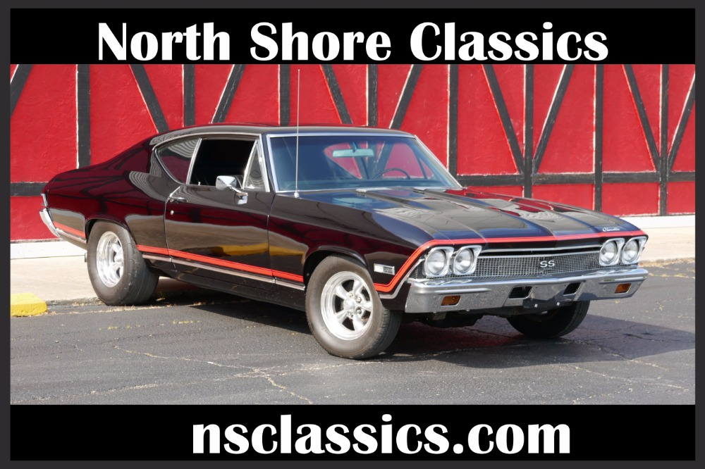 Used 1968 Chevrolet Chevelle -BIG BLOCK 454 SOUTHERN CLEAN&SOLID 12-Bolt Posi-NEW LOW PRICE- SEE VIDEO | Mundelein, IL
