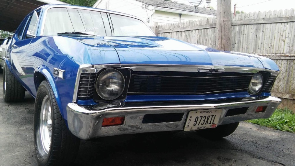 Used 1968 Chevrolet Nova -2nd Generation Clean Restored 383 Engine-Nice Paint-SEE VIDEO | Mundelein, IL