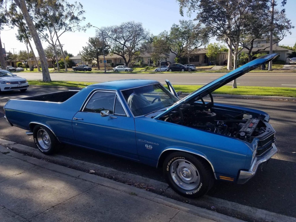 Used 1970 Chevrolet El Camino -Big block 454/Fast and Loud from California-See Video | Mundelein, IL