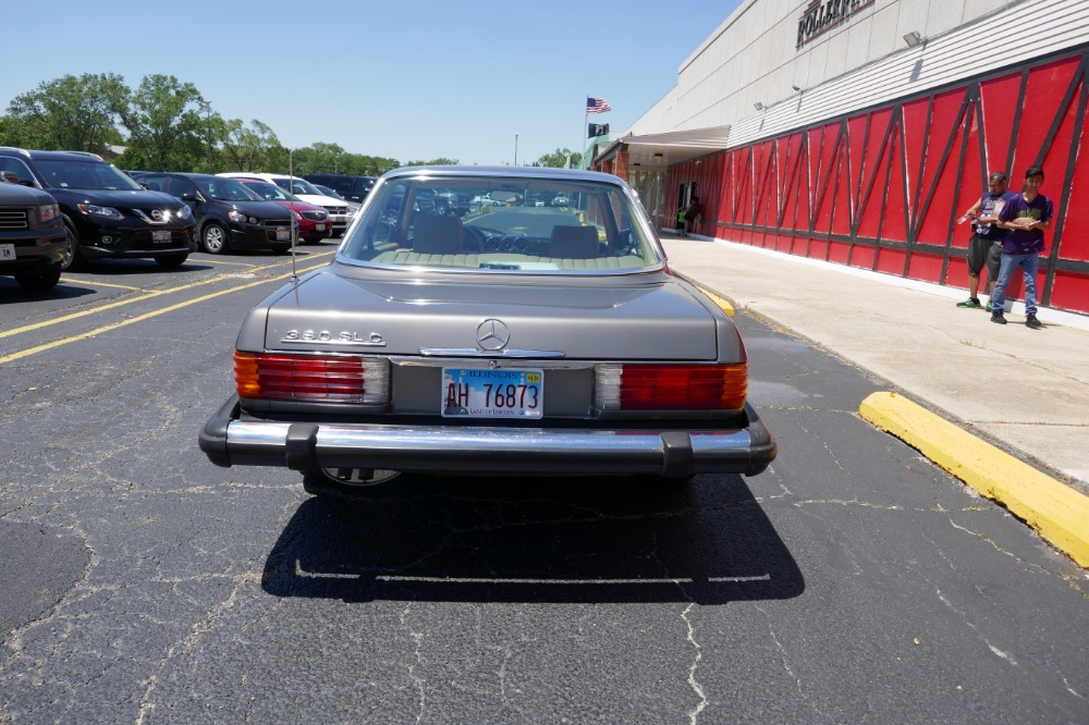 Used 1981 Mercedes Benz 380SLC - CLEAN AND SOLID CLASSIC M/B- SEE VIDEO | Mundelein, IL