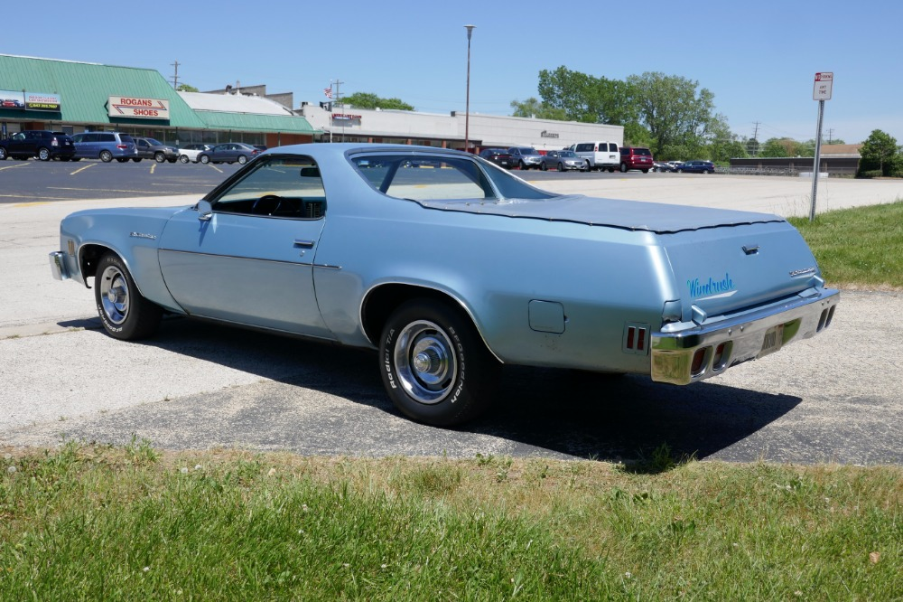 Used 1976 Chevrolet El Camino -FAMILY OWNED SINCE NEW-ORIGINAL AND  WELL MAINTAINED- SEE VIDEO | Mundelein, IL