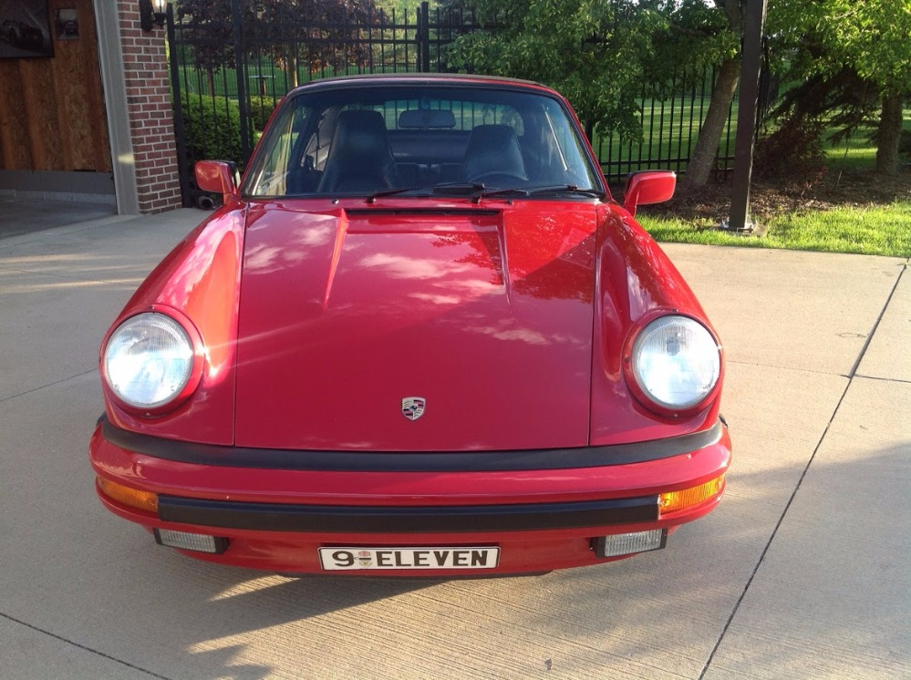 Used 1987 Porsche 911 - CONVERTIBLE-59k ORIGINAL MILES- | Mundelein, IL