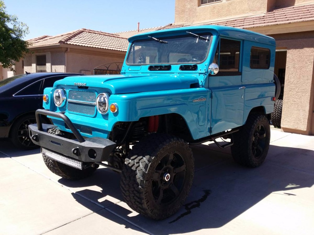 Used 1967 Nissan Patrol - RARE -4X4- NEW 350 HP 5.0 FUEL INJECTED MOTOR - | Mundelein, IL