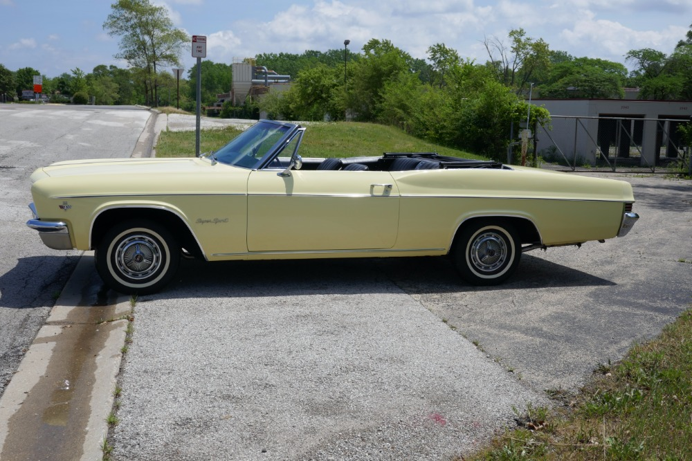 Used 1966 Chevrolet Impala -PRICE DROP-CONVERTIBLE CRUISER- SEE VIDEO | Mundelein, IL