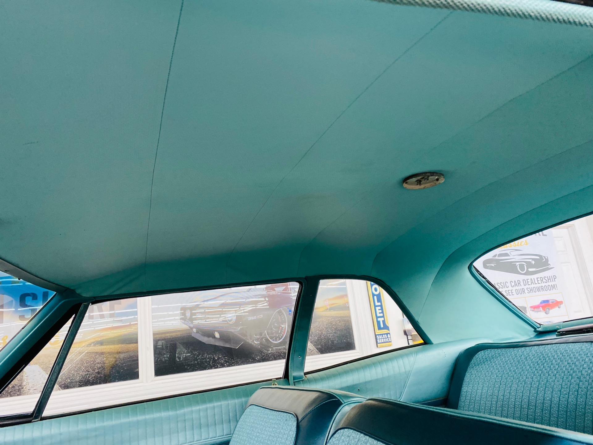 Used 1966 Chevrolet Bel Air -POWERFUL 540 V8/ TH400 AUTOMATIC- DANA REAR- SEE VIDEO | Mundelein, IL