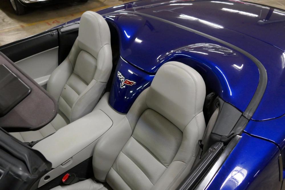 Used 2006 Chevrolet Corvette - CONVERTIBLE VETTE-SEE VIDEO | Mundelein, IL