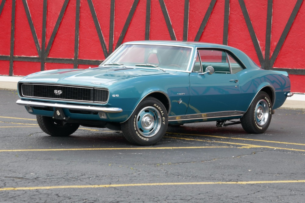 Used 1967 Chevrolet Camaro -RS/SS-RESTORED MINT CONDITION-SEE VIDEO | Mundelein, IL