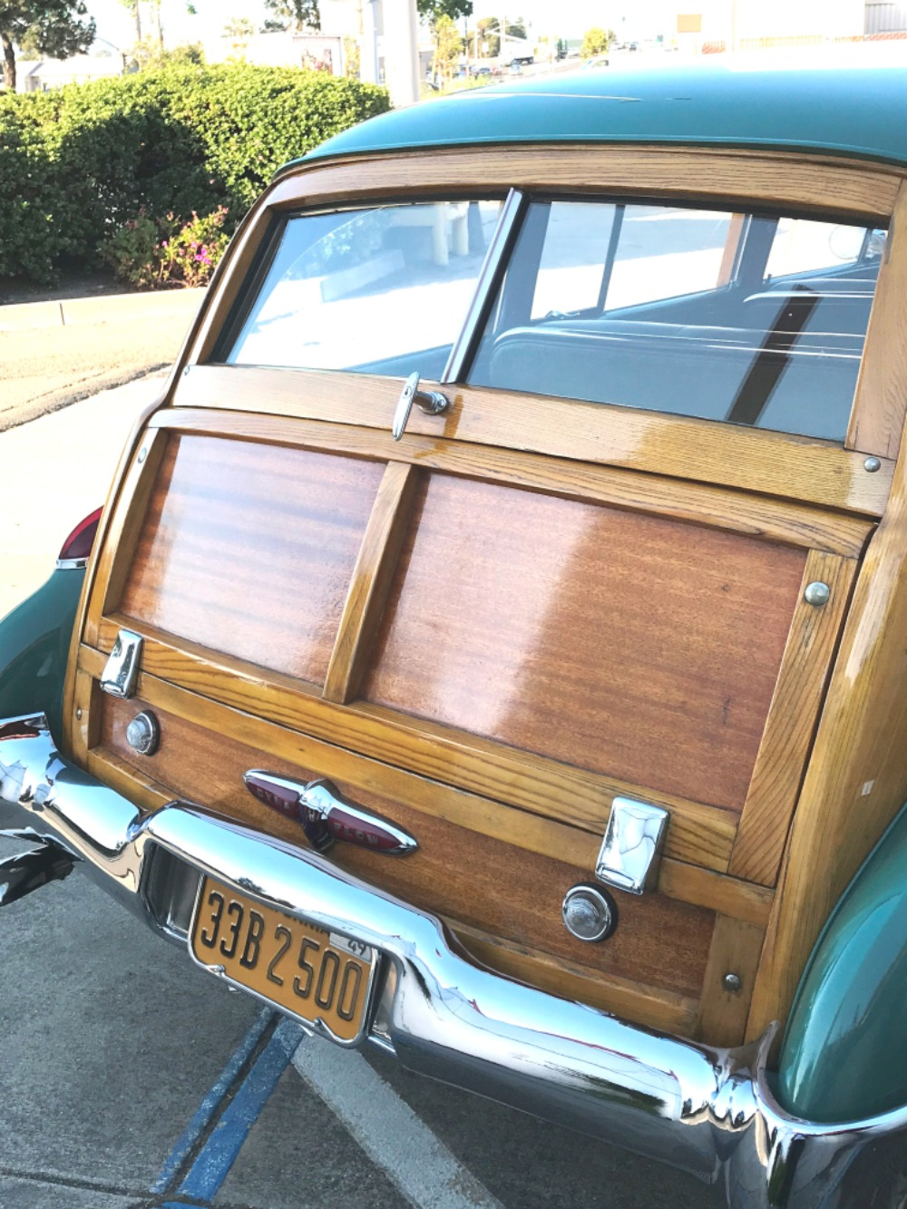 Used 1949 Buick Hot Rod / Street Rod -RARE WOODY WAGON- ONLY 653 BUILT-Super Estate Wagon   Mundelein, IL