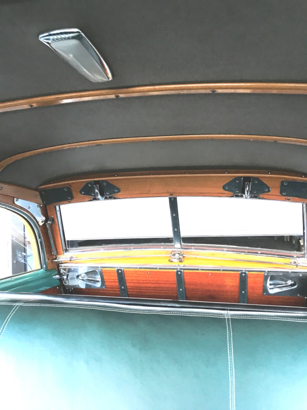 Used 1949 Buick Hot Rod / Street Rod -RARE WOODY WAGON- ONLY 653 BUILT-Super Estate Wagon | Mundelein, IL