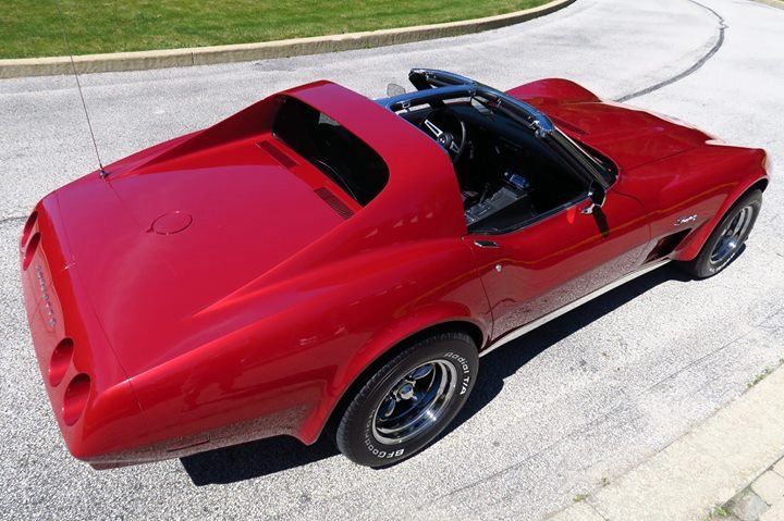Used 1974 Chevrolet Corvette -Stingray RESTORED, cold A/C, gorgeous paint-Tons of Options- | Mundelein, IL