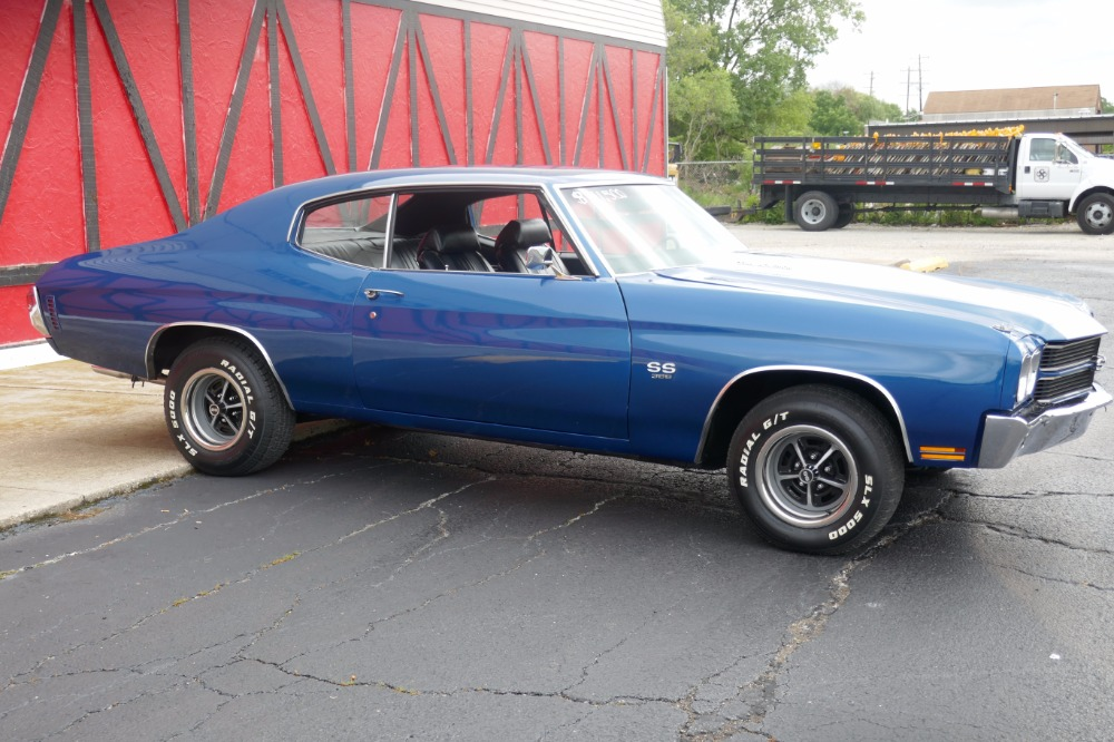 Used 1970 Chevrolet Chevelle -SS396-REAL DEAL-SUPER SPORT CLEAN BIG BLOCK- SEE VIDEO | Mundelein, IL