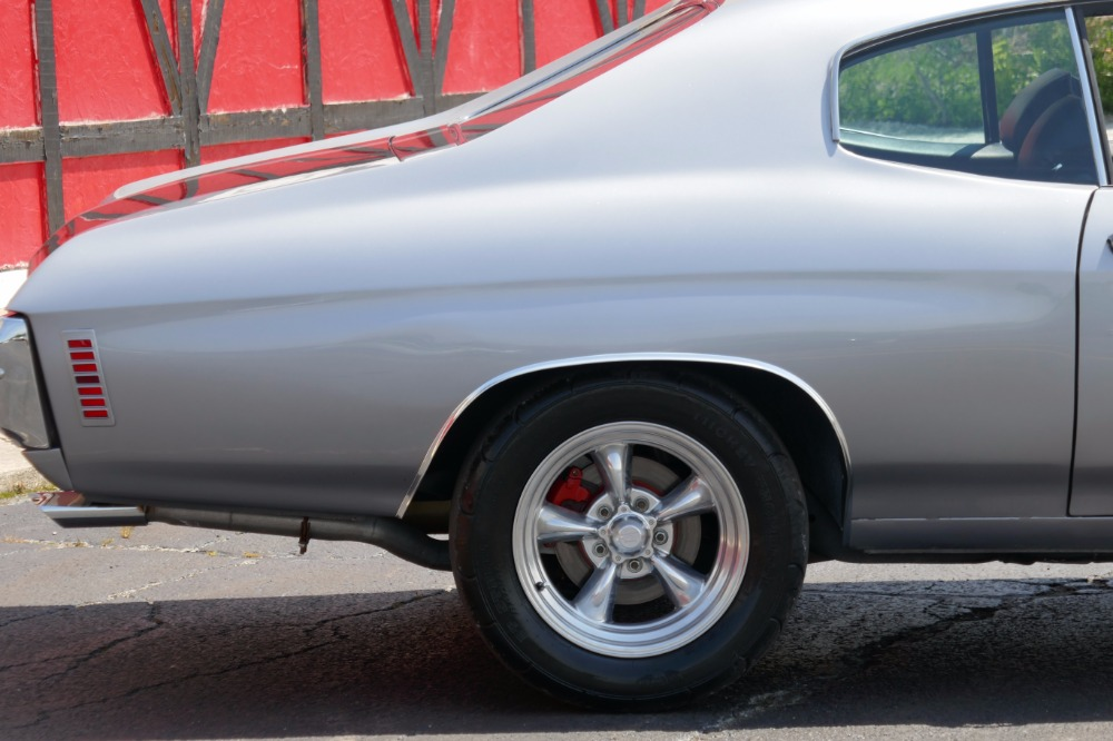 Used 1970 Chevrolet Chevelle -PRO TOURING-FRAME OFF RESTORATION-CORTEZ SILVER-685HP-SEE VIDEO- | Mundelein, IL