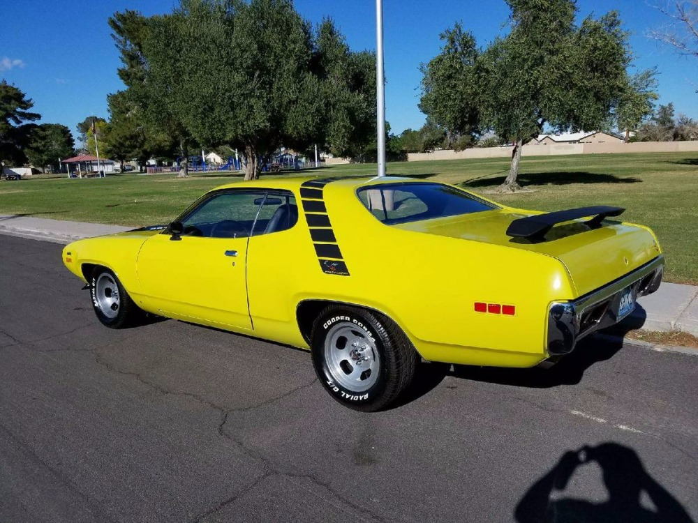 1971 Plymouth Road Runner -OLDER CLASSIC RESTORATION- 383 BORED 30 ...