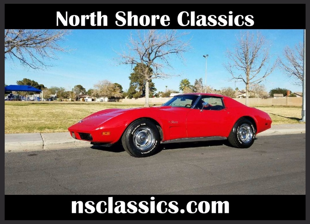 Used 1974 Chevrolet Corvette -NUMBERS MATCHING VETTE- RALLY WHEELS- READY TO RIDE | Mundelein, IL