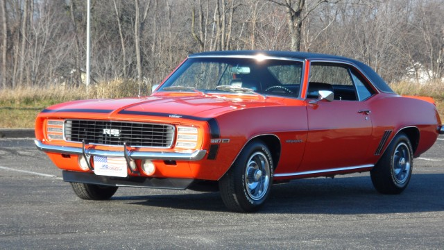 Used 1969 Chevrolet Camaro RS-Show Quality-SEE VIDEO | Mundelein, IL