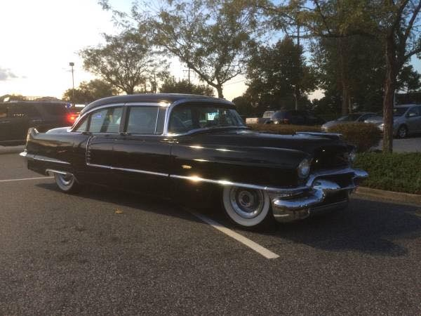 Used 1956 Cadillac Series 62 -DeVille- Driver Quality-From North Carolina- | Mundelein, IL