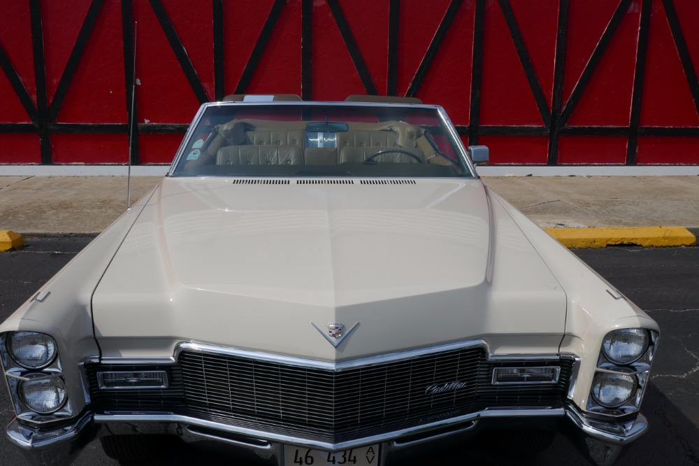 Used 1968 Cadillac DeVille -NEW PRICE-2 OWNER 17K ORIGINAL MILES- CLASSIC CONVERTIBLE CADDY-SEE VIDEO | Mundelein, IL