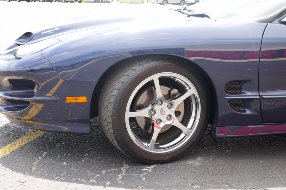 Used 2000 Pontiac Firebird -TRANS AM-WS6 RAM AIR-3 OWNER ORIGINAL 38500 MILES- MAINTAINED- SEE VIDEO | Mundelein, IL